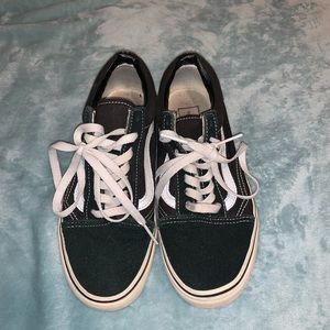 Worn Old Skool Vans